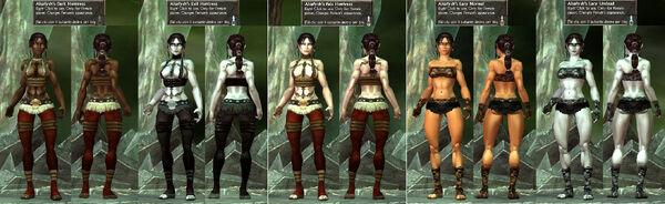 Alsafysh's D.E.P-Huntress Lacy U.N