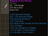 Blessing of the Moirae