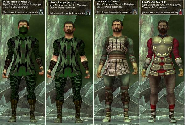 Maul's OrtGuards-Ranger-Ninja