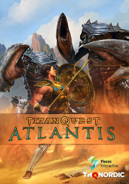 Titan Quest Atlantis cover