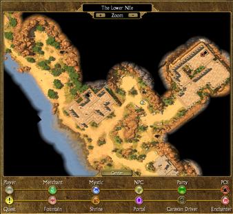Tq2-014-lower-nile-old-kingdom-ruins