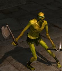 Festering Zombie