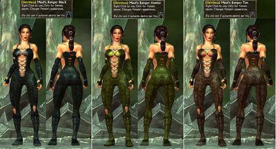 -Skirtless- Maul's Ranger