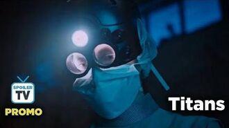 """Titans 1x07 Promo """"Asylum"""""""