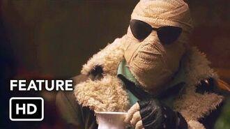 """Titans (DC Universe) """"Doom Patrol"""" Featurette HD"""
