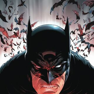 Batman dans les comics