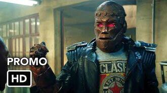 "Doom Patrol 1x04 Promo ""Cult Patrol"" (HD) ft. SPN's Mark Sheppard - DC Superhero series"