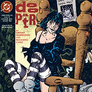 Crazy Jane dans les comics.