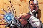 Cyborg comics