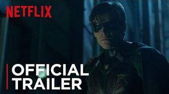 Titans Official Trailer HD Netflix