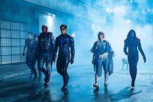 Nightwing promotional still 2