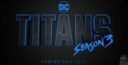 Titans Logo (Season 3)