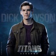 Dick Grayson (Season 2)