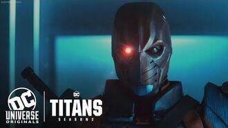 Titans Deathstroke DC Universe The Ultimate Membership