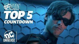 Titans Renewed for Season 3 New Episode of Black Lightning! TOP 5 HEADLINES