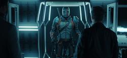 Deathstroke suit