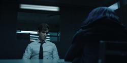 Rachel meets Dick Grayson