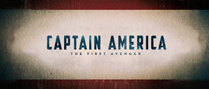 Captain America The First Avenger non-animated