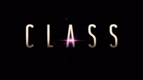 Class (2016 TV series)