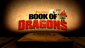 Book of Dragons non-animated