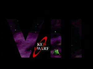Red Dwarf series 7 episode 8