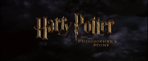 Harry Potter and the Philosopher's Stone non-animated
