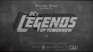 DC's Legends of Tomorrow season 3 episode 6