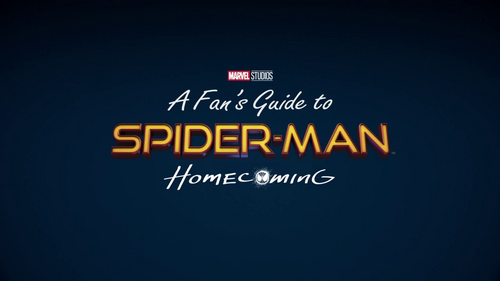 A Fan's Guide to Spider-Man Homecoming