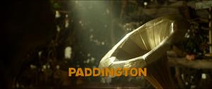 Paddington (film) non-animated