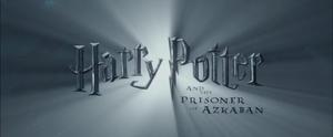 Harry Potter and the Prisoner of Azkaban non-animated