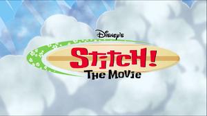 Stitch! The Movie non-animated