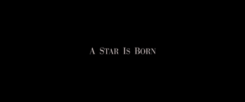 A Star Is Born (2018 film) closing