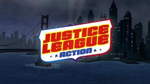 Justice League Action episodes 1-4