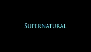 Supernatural season 1 non-animated