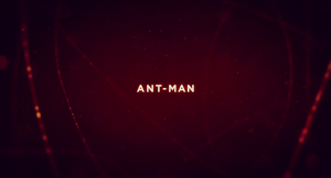 Ant-Man non-animated