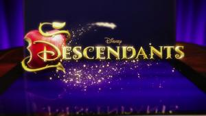 Descendants (TV film) non-animated