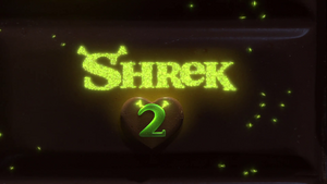 Shrek 2 non-animated