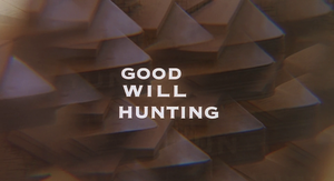 Good Will Hunting non-animated