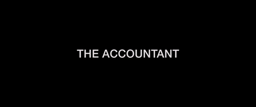 The Accountant (2016 film)