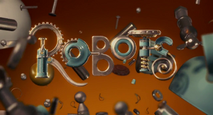 Robots (2005 film) non-animated