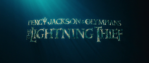 Percy Jackson & the Olympians The Lightning Thief non-animated
