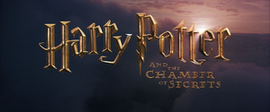 Harry Potter and the Chamber of Secrets non-animated