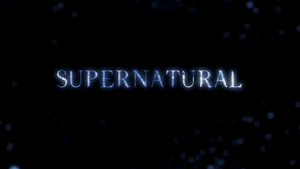 Supernatural season 6 non-animated
