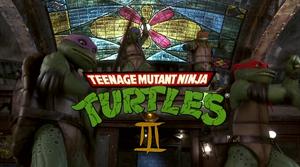 Teenage Mutant Ninja Turtles III non-animated