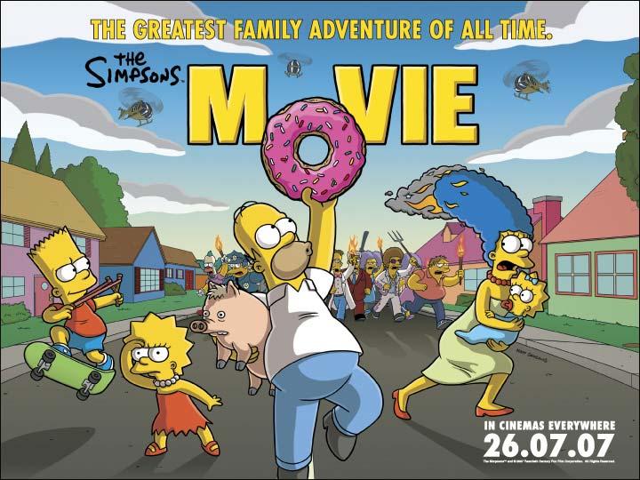 The Simpson Movie Titmouse Inc On Cartoon Network Wiki Fandom