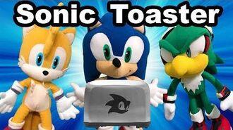 TT Movie Sonic Toaster