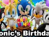 Sonic's Birthday Wish