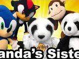 Panda's Sister