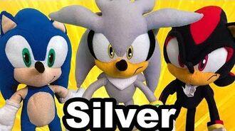 TT Movie Silver the Hedgehog