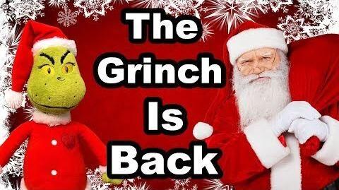 TT Short The Grinch Is Back